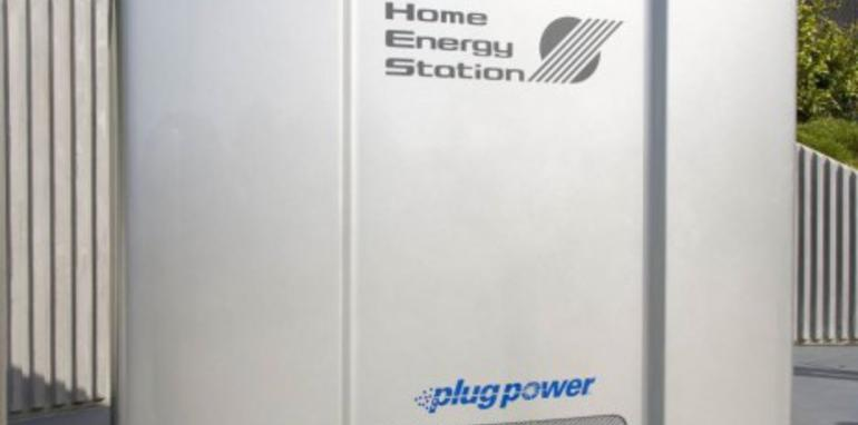 Honda FCX Clarity & Home Energy Station