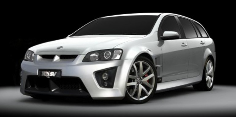 2008 HSV ClubSport R8 Tourer specs & pricing