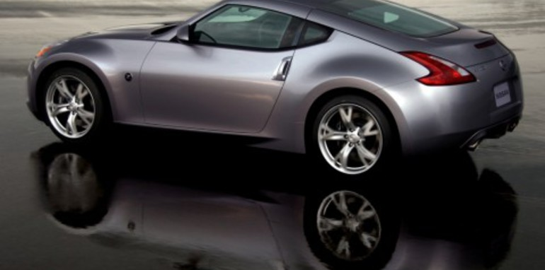 2009 Nissan 370Z first official images