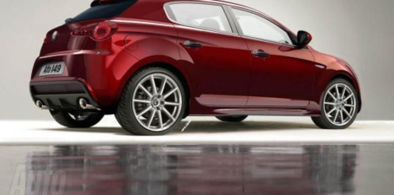 2009 Alfa Romeo 149 hatch first look