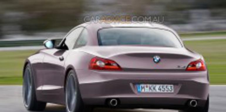 topless 2009 bmw z4 spied and rendered. Black Bedroom Furniture Sets. Home Design Ideas
