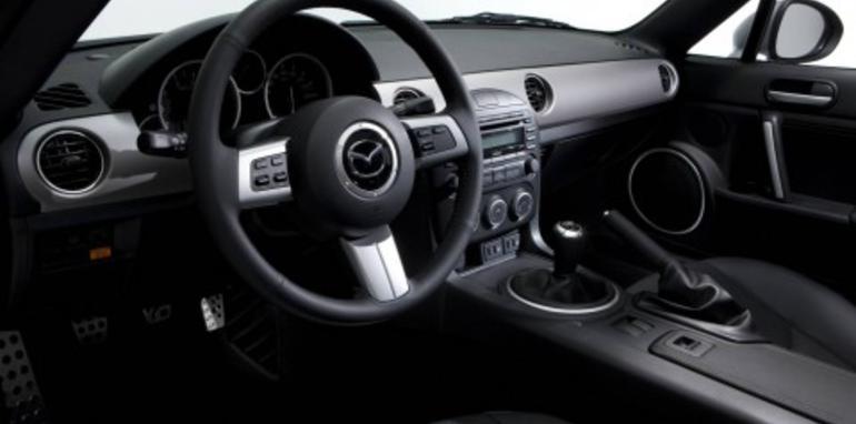 2009 Mazda MX-5 global details