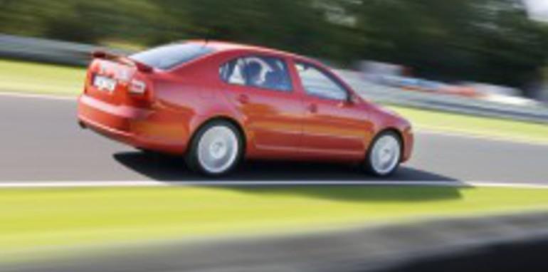 Skoda Octavia RS TDI