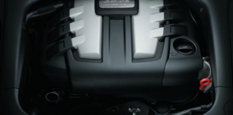 2009 Porsche Cayenne Diesel premiere