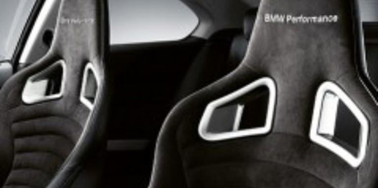 BMW Performance 3-Series range revealed