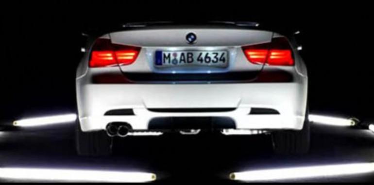 Video: BMW Performance 3-Series teaser