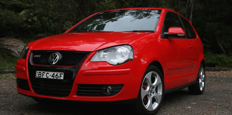 What Does Gti Stand For >> 2008 Volkswagen Polo GTI Review | CarAdvice