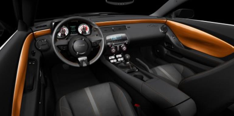 Four custom Chevrolet Camaros for 2008 SEMA