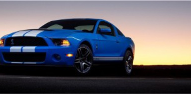 2010 Shelby GT500 Coupe and Convertible