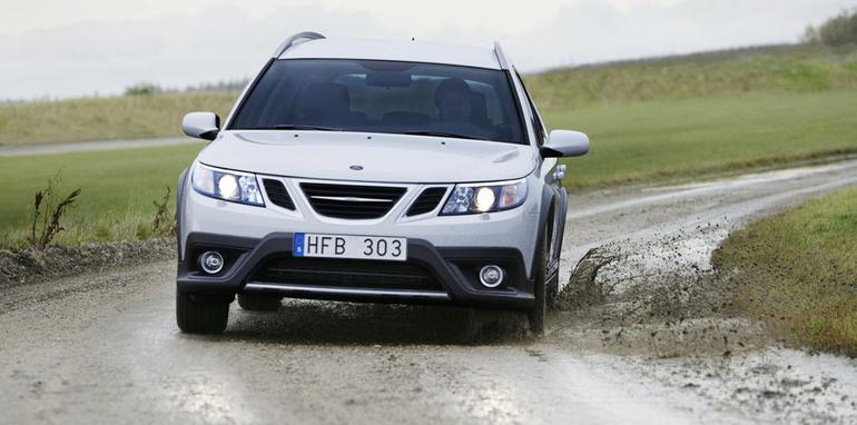 2009 Saab 9-3X sports wagon Geneva preview