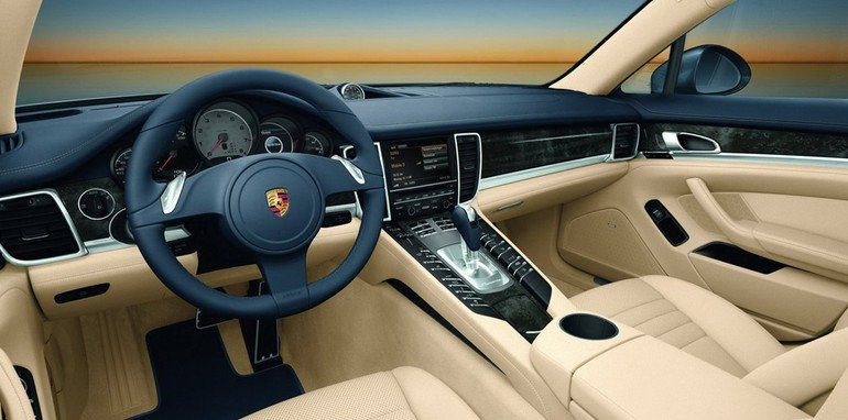 2009 Porsche Panamera interior, performance and pricing revealed