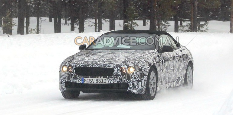 2011 BMW 6 Series Cabriolet spied and rendered