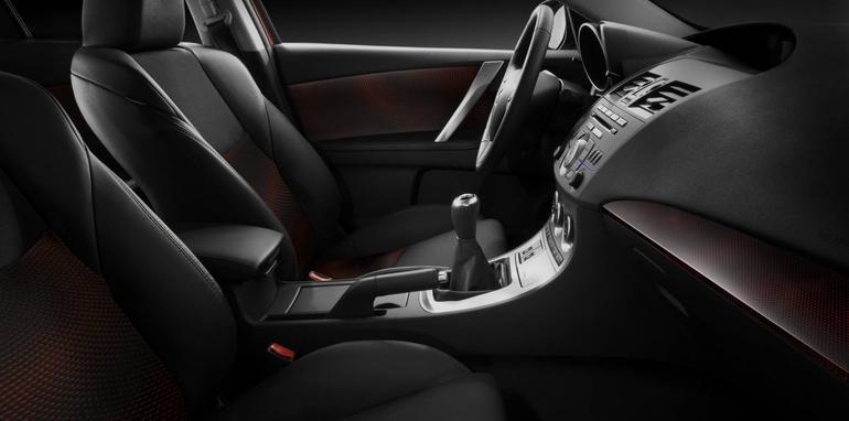 Mazda3 MPS official details