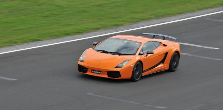 Supercar Club Track Day
