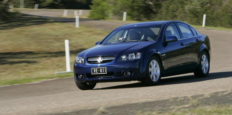 2006 Holden VE Berlina