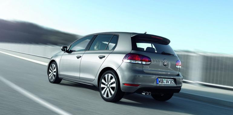 2009 Volkswagen Golf GTD official details