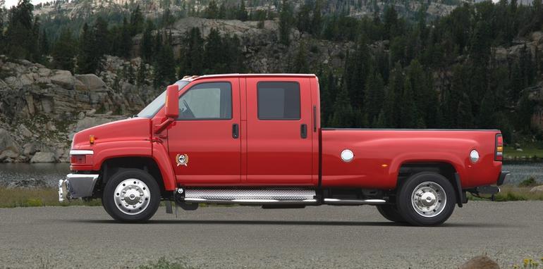 2009 Chevrolet Kodiak C4500