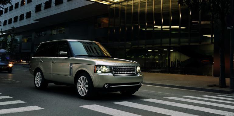 Range Rover Vogue 10MY
