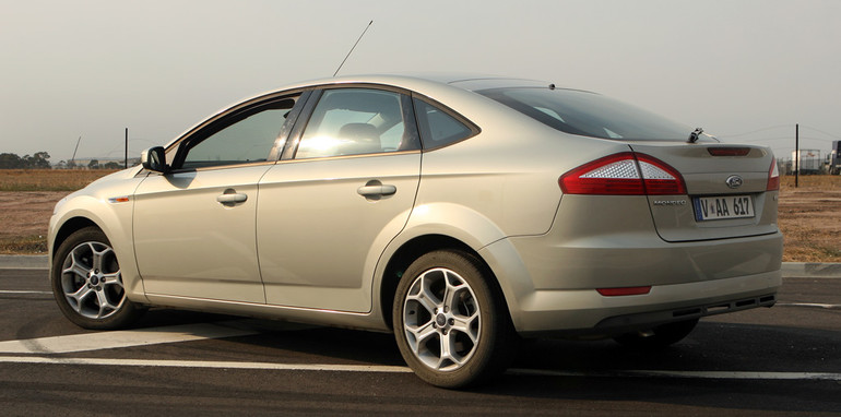 Ford Mondeo TDCi Hatch