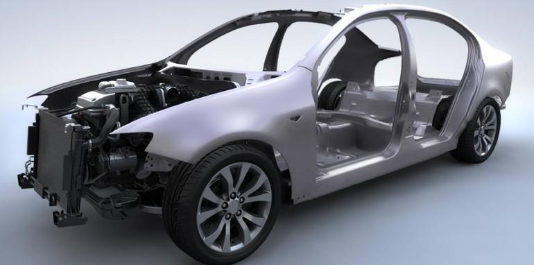 Ford Falcon Body