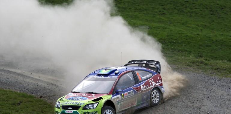 Rally New Zealand, Hamilton 29-31 08 2008