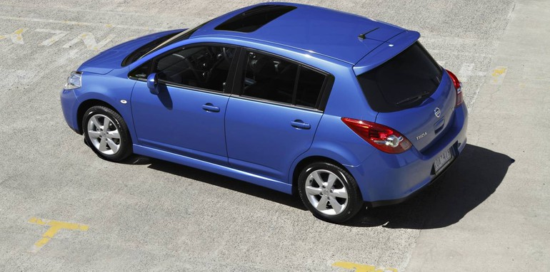 Nissan Tiida Series 3 Launched