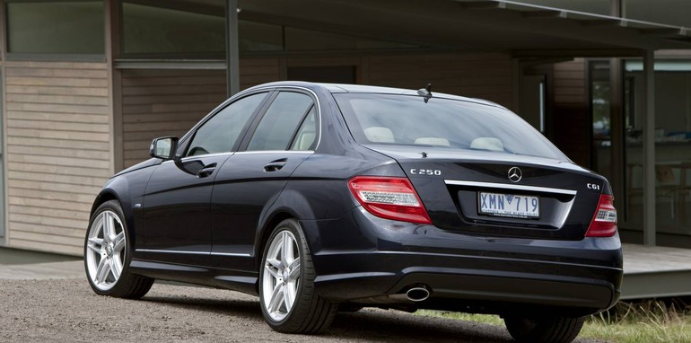 2010 mercedes benz c class range adds value. Black Bedroom Furniture Sets. Home Design Ideas