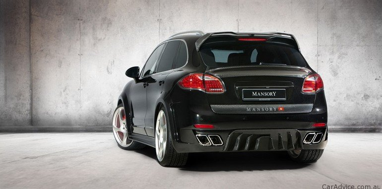 2011 porsche cayenne turbo by mansory. Black Bedroom Furniture Sets. Home Design Ideas