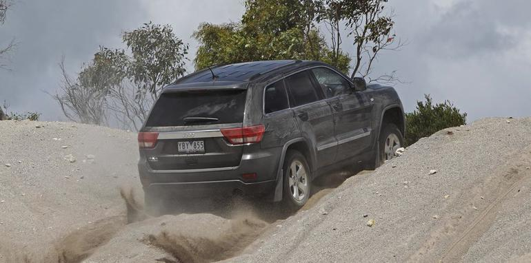2011 jeep grand cherokee crd in australia mid year. Black Bedroom Furniture Sets. Home Design Ideas