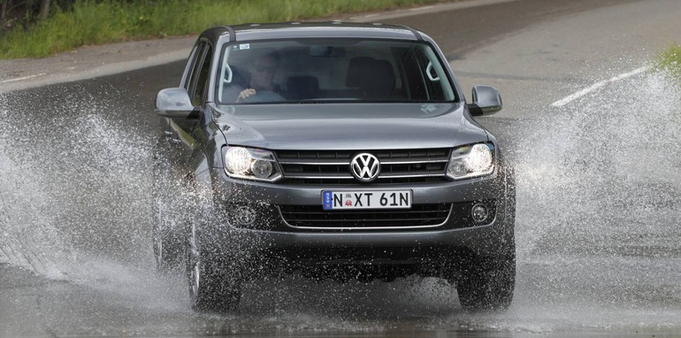 Amarok Highline 2011 The 2011 Volkswagen Amarok is