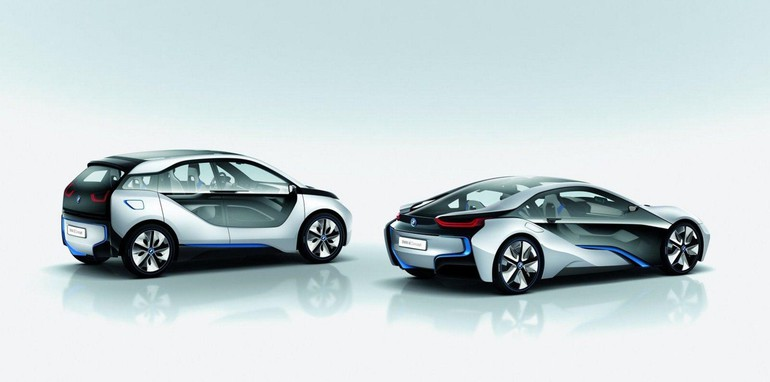 Bmw I4 I5 Next To Join The Bmw I Family Report