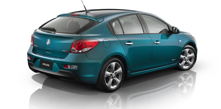 2012 Holden Cruze Hatch And Sedan Prices Details