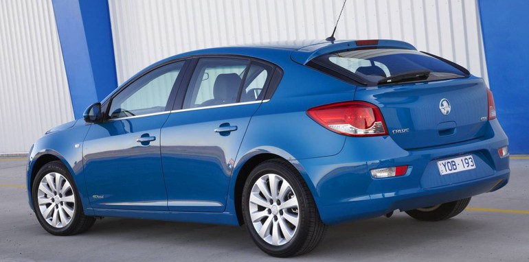 Holden Cruze Hatch On Sale In Australia