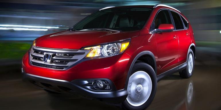 2012 Honda Cr V Revealed At Los Angeles Auto Show