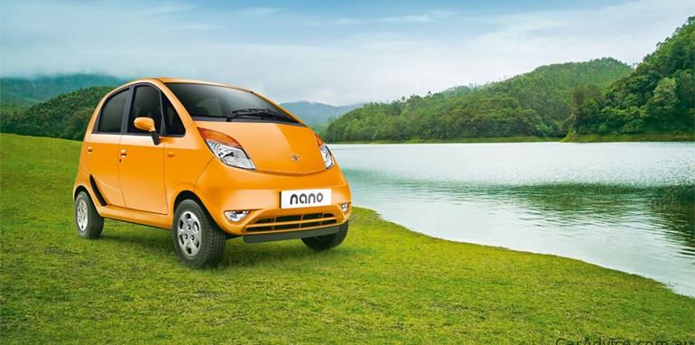 Tata Nano Upgraded To Combat Slow Sales