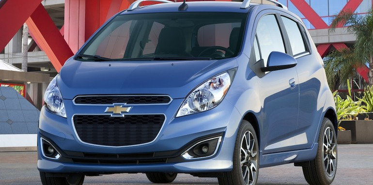 2013 Chevrolet Spark Revealed Holden Barina Spark Timing Unclear