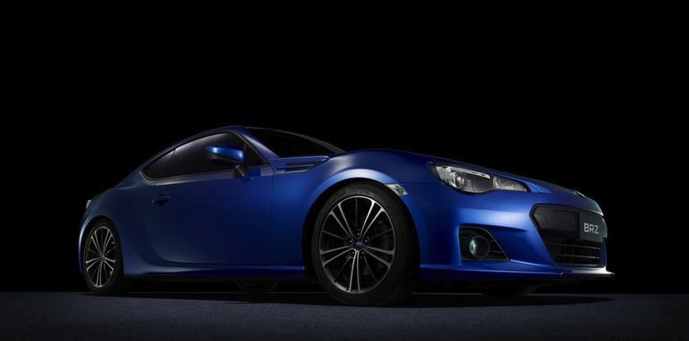 Luxury Subaru BRZ Will It Come To Australia