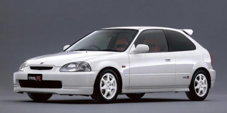 1997 EK9 Honda Civic Type R