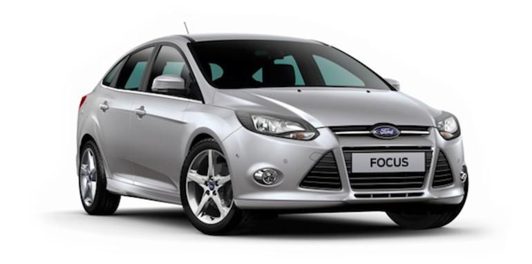 Ford Focus MkII - Titanium