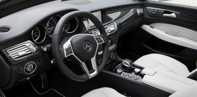 Mercedes-Benz CLS63 AMG Shooting Brake - 7
