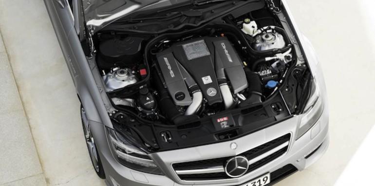 Mercedes-Benz CLS63 AMG Shooting Brake - 8