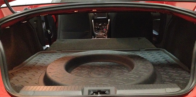 Toyota 86 Full Size Spare And Boot Liner To Be Dropped