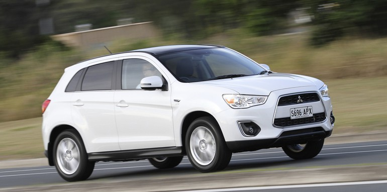 2013 mitsubishi asx specifications pricing revealed. Black Bedroom Furniture Sets. Home Design Ideas