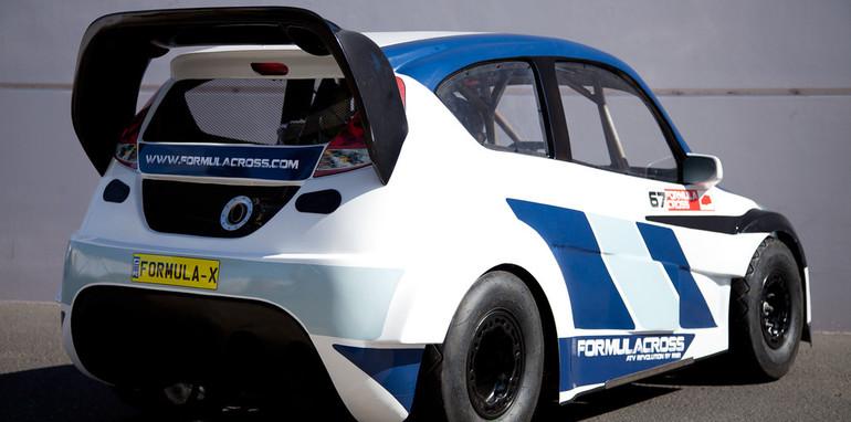 Formula Cross YFC 450 - 6