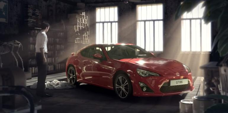 Toyota 86 Real Deal Campaign