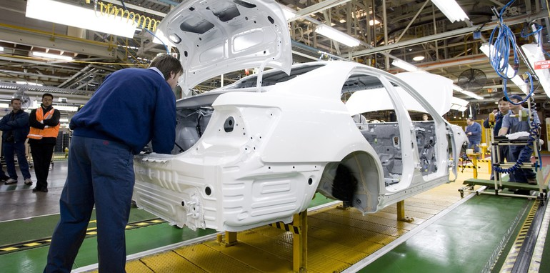 Toyota Camry Manufacturing - 2