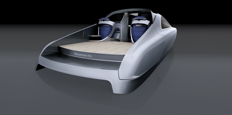 Mercedes-Benz Yacht Design - 4