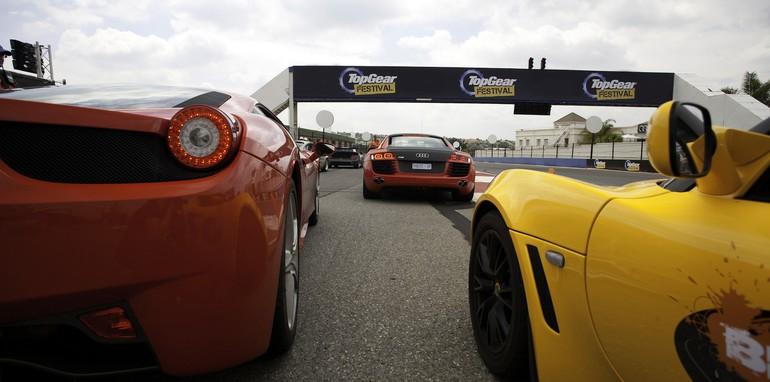 Top Gear Festival - Sydney 2013