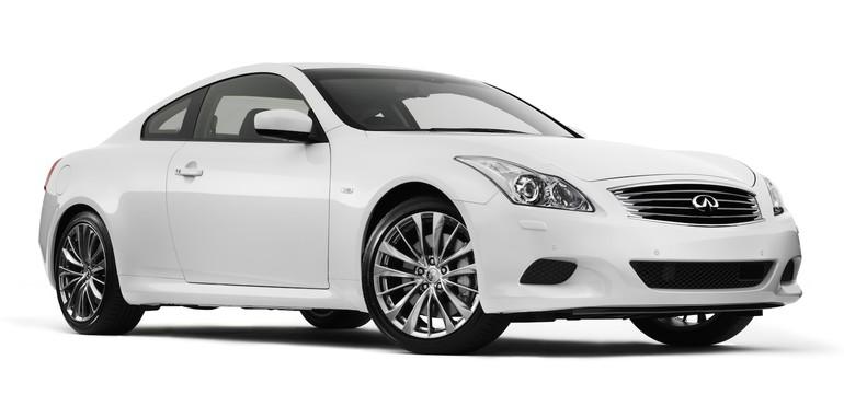 Infiniti G37 Coupe - 1