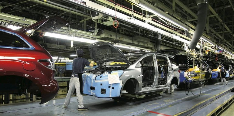 Mazda Production